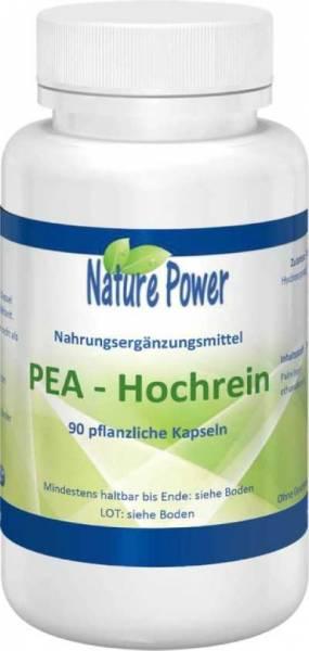 PEA - Hochrein - 1 Dose 90 pflanzliche Kapseln