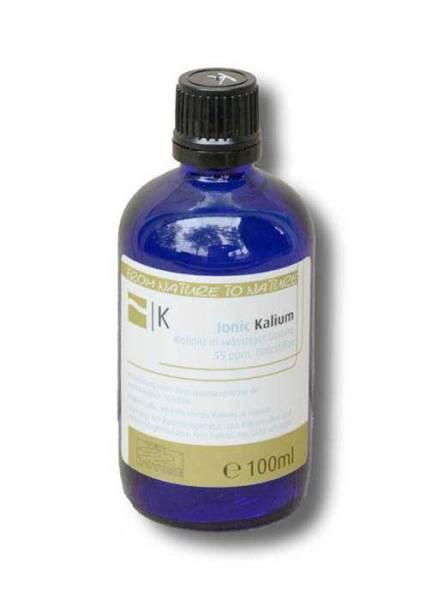 Kolloidales Kalium 100ml - als Kolloid perfekt bioverfügbar