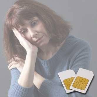 Chipkarte Wechseljahre für Zapper Diamond Shield nach Hulda Clark