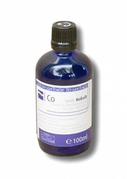Kolloidales Kobalt 100ml - als Kolloid perfekt bioverfügbar