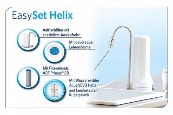 Vorschau: ALVITO EasySet Helix -  einfach zu montieren