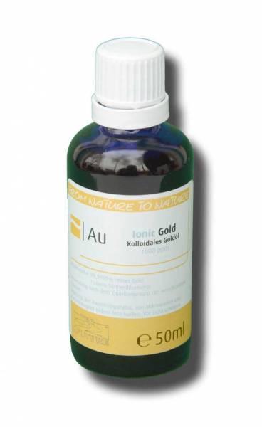 Kolloidales Goldöl 50ml - Spüren Sie die Wirkung der Kolloide auf der Haut