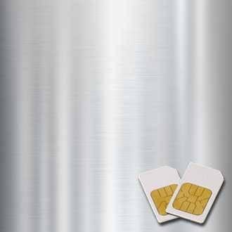 Chipkarte METALL-UNTERSTÜTZUNG für Zapper Diamond Shield nach Hulda Clark