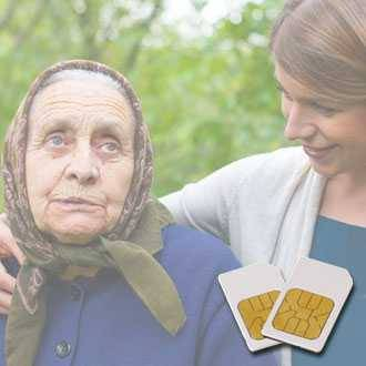 Chipkarte ALZHEIMER-2 für Zapper Diamond Shield nach Hulda Clark