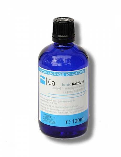 Vorschau: Kolloidales Calcium 100ml - als Kolloid perfekt bioverfügbar