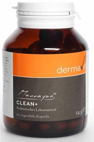 1 Dose Mannayan Clean+ Probiotika mit 60 Kapseln, 54g