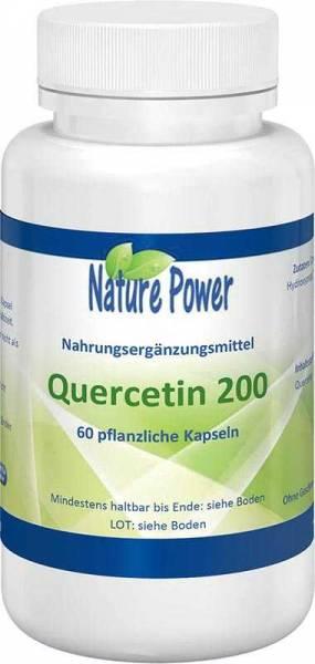 Quercetin 200 - natürliches Antioxidans für ein starkes Immunsystem