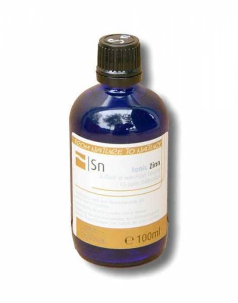 Kolloidales Zinn 100ml - als Kolloid perfekt bioverfügbar