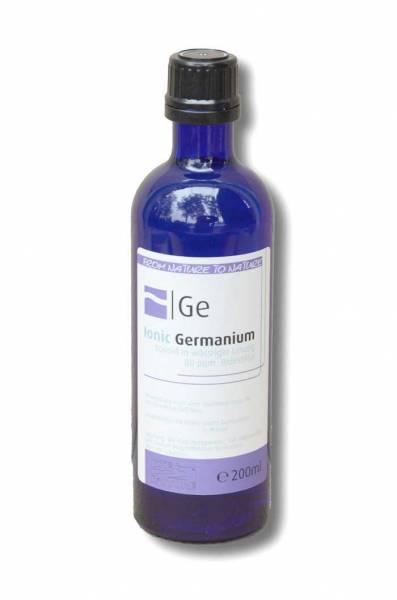 Vorschau: Kolloidales Germanium 200ml - als Kolloid perfekt bioverfügbar