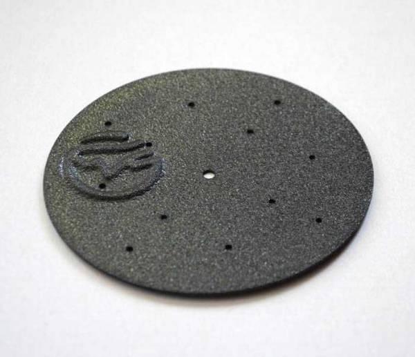 Ersatz-Mineralienplatte für die chinesische TDP Tischlampe TD5P
