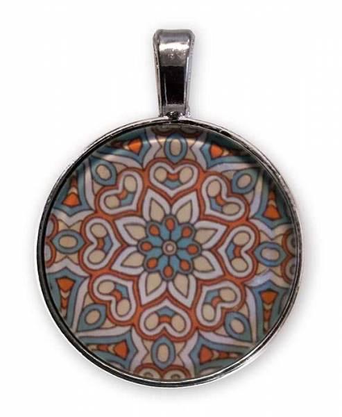 Vorschau: Das E-Blocker Amulett gibt es zum Beispiel im Design Mandala