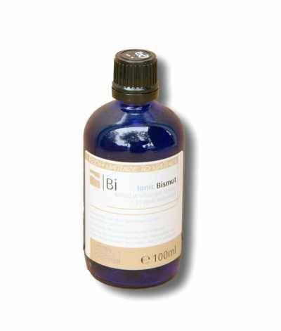 Kolloidales Bismut 100ml - als Kolloid perfekt bioverfügbar