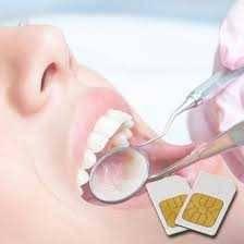 Chipkarte Zähne1 für Zapper Diamond Shield nach Hulda Clark