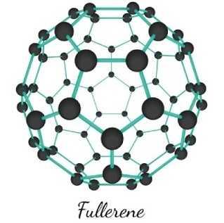 Ionic kolloidales Fullerene f6-40ppm mit Protonenresonanz hergestellt