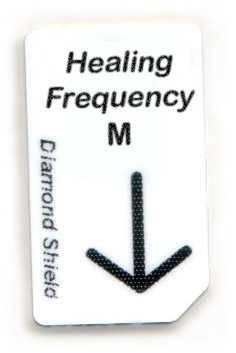 Leer-Chipcard medium für das Speichern von Frequenzprogrammen am PC