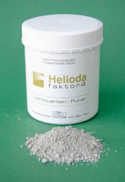 Vorschau:  Helioda Lichtquantenpulver Faktor 4 Inh. 310 g = 500 ml