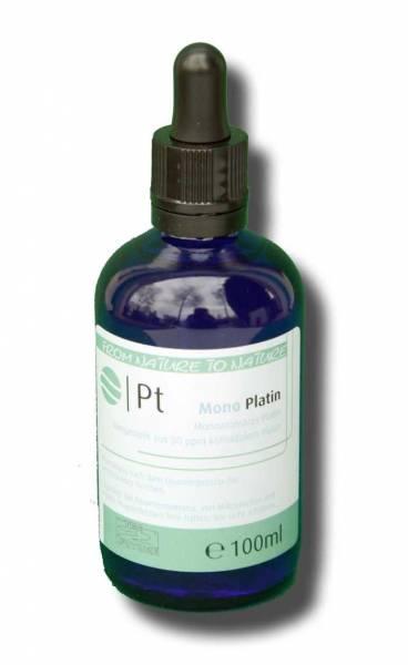 Monoatomisches Platin 100ml - für Geist und Psyche