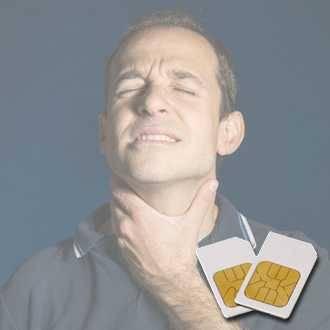 Chipkarte HNO1 für Zapper Biowave nach Hulda Clark