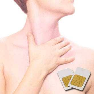 Chipkarte MYCOPLASMA PNEUMONIAE für Zapper Diamond Shield nach Hulda Clark