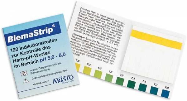 pH Wert messen mit pH Teststreifen