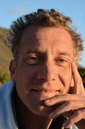 Portrait eines Mannes von 45 Jahren