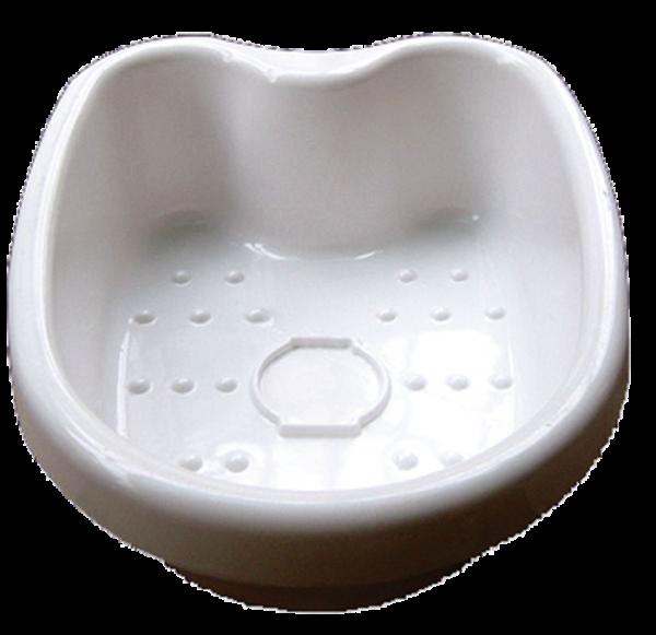 Fußwanne für Detox Elektrolyse Fußbad Gerät