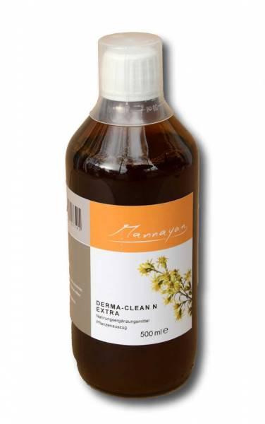 Flasche 500 ml Derma-Clean N Extra Kombinationspräparat nach Clark