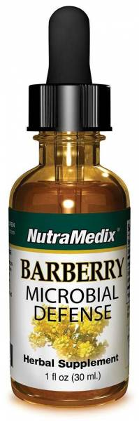 Barberry - Pflanzenkraft der Berberitze gegen Bakterien UND Pilze