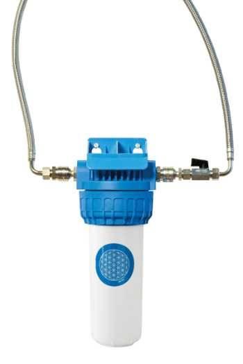 Filtersystem Untertisch Alvito smart basic