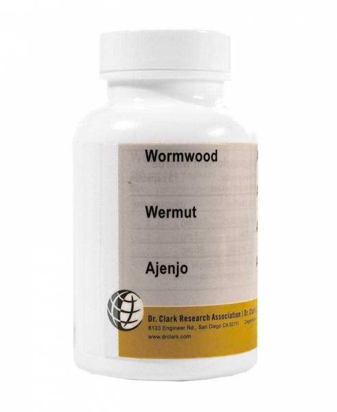 Vorschau: Original Wermut Gelatine-Kapseln 100 Wermutkapseln a 365 mg