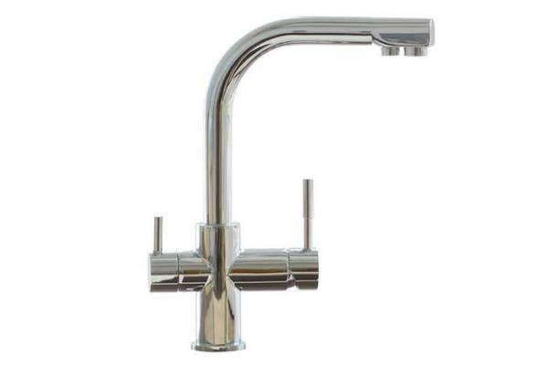 3-Wege-Armatur Verona mit Wasserfilter System