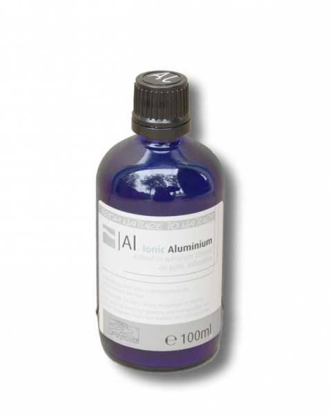 Kolloidales Aluminium 100ml kaufen - als Kolloid perfekt bioverfügbar