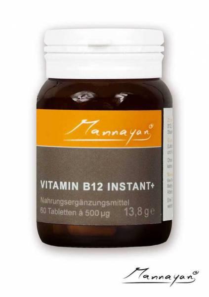 Glas Vitamin-B-12, 60 Tabletten, 13,8 g