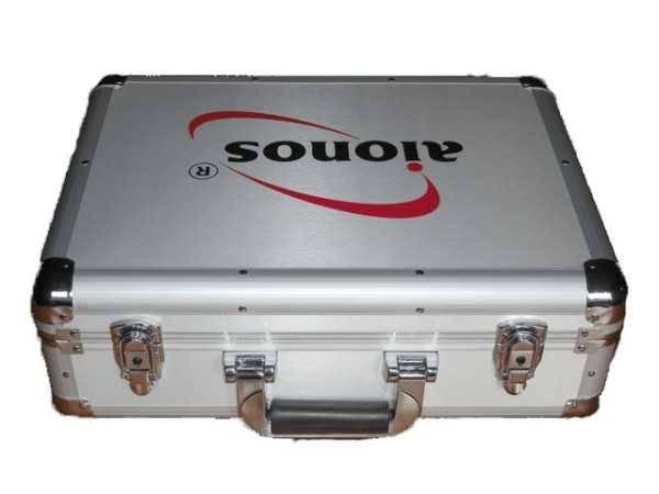 Vorschau: Koffer für Detox Fussbad Gerät AionoMed 2000