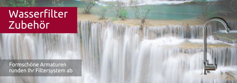 Wasserfilter Zubehör - Formschöne Amaturen Wasserhahn Novara
