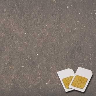 Chipkarte ERDE - UNTERSTÜTZUNG für Zapper Diamond Shield nach Hulda Clark